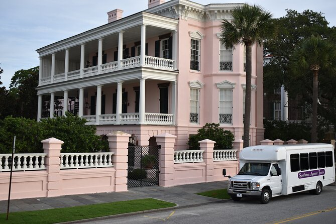 Sightseeing Tour of Charleston by Bus