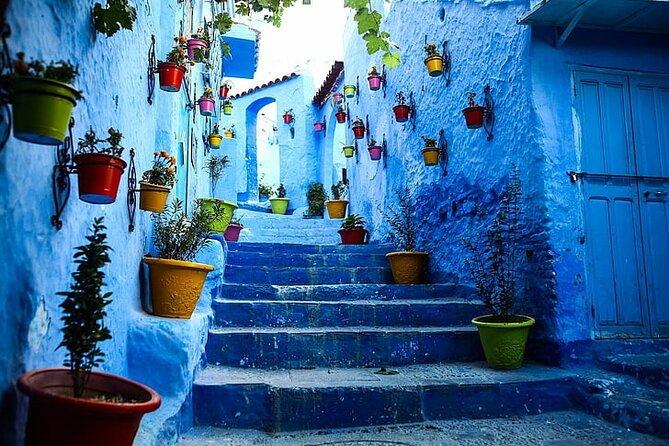 Private 6-Days Tour from Casablanca to Chefchaouen & Marrakech via Merzouga