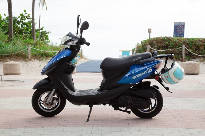 Rent A Small Double Scooter 2Hrs + 1Hr Free