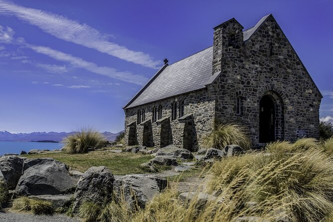 Christchurch to Queenstown via Tekapo & Mt Cook Small Group Tour