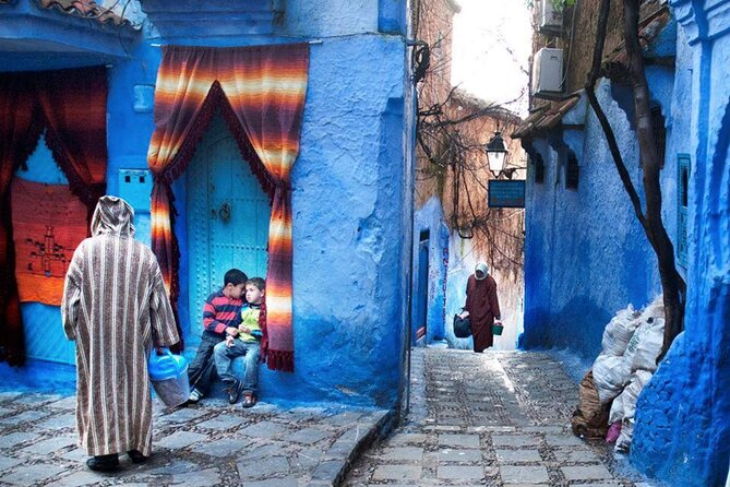 2 Days Chefchaouen and Rabat Tour from Casablanca