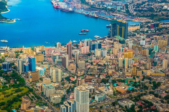 City Of Peace - Dar es Salam City PRIVATE tour
