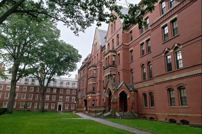 Private Tour of Boston-Harvard University and Washington DC
