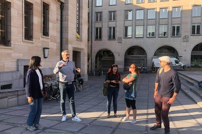 Brussels Walking and Tasting Tour