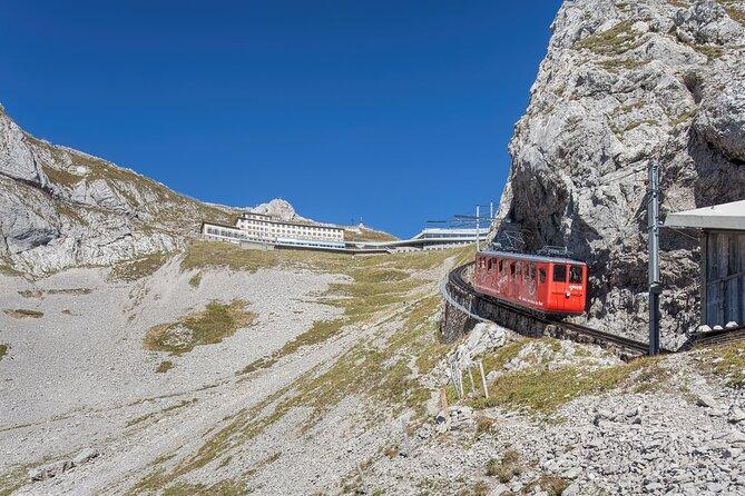 Self-Guided Tour: Mount Pilatus golden round trip from Luzern