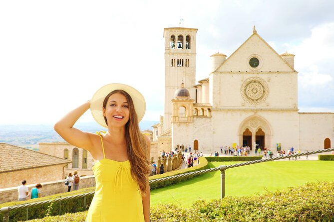 The Wonders of Assisi Private Walking Tour