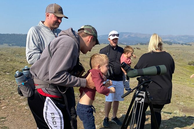 Private Guided Tour in Yellowstone Wildlife