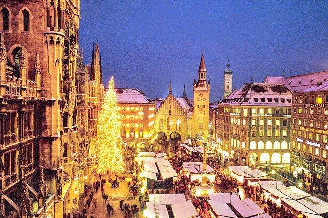 MAGiCAL Munich CHRiSTMAS TIME: Markets, Sights & Winter Joys EXCLUSiVE TOUR