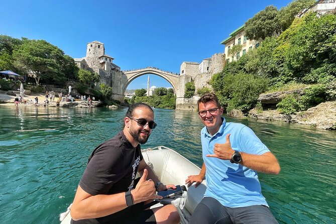 Old Bridge of Mostar and Four Pearls of Herzegovina Tour from Sarajevo