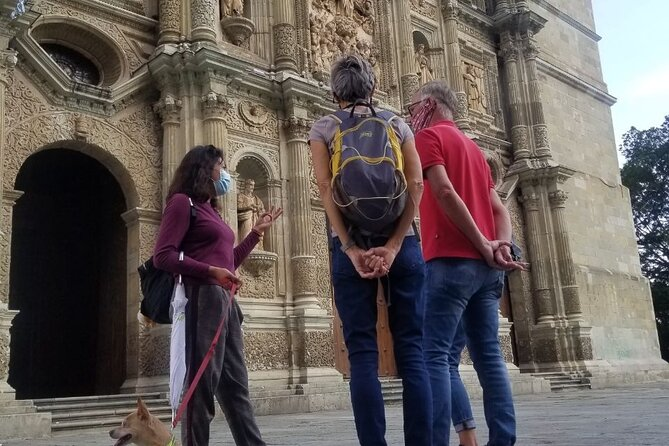 Private walking tour oaxaca by locals