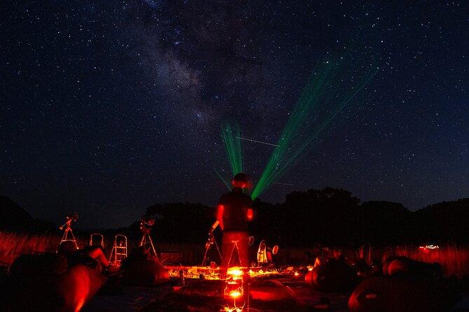 Stargazing in the New International Dark Sky of ZNP