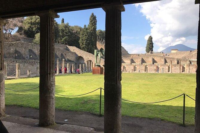 Private Tour Naples and Pompei