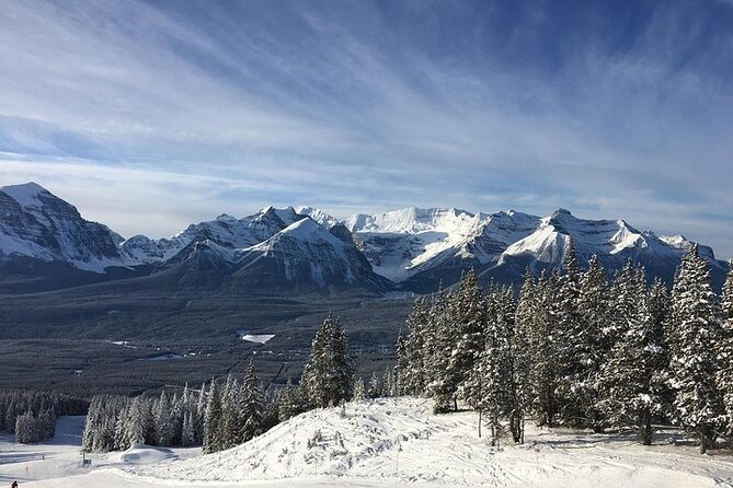 3-Day Winter Rockies Fairmont Mini tour - A