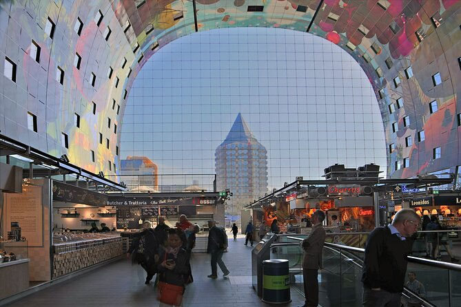 Top rated: Rotterdam 2-Hour Guided Walking Tour