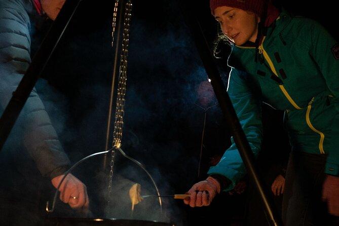 Fondue under the stars experience in Zermatt