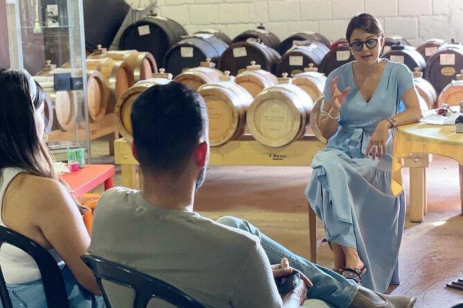 Discovering the Balsamic Vinegar of Modena!