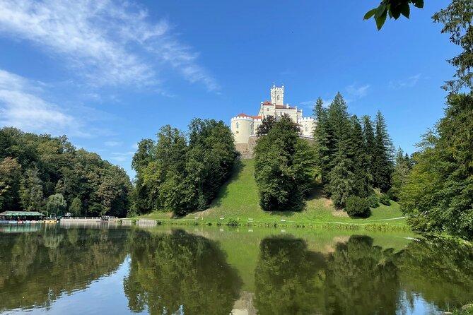 Private Day Trip: North Croatia, Varazdin Baroque Town and Trakoscan Castle