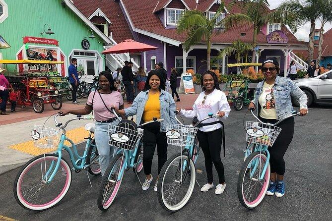 Long Beach Self-Guided Bike Tour