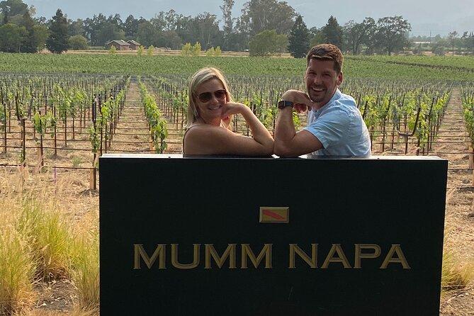 Custom private Sonoma & Napa Valley Wine Tour from San Francisco