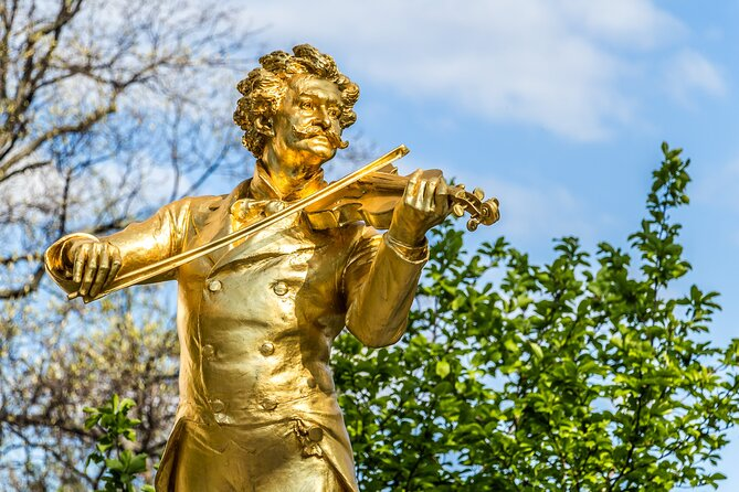 Vienna: Meet Strauss Life Private Guided Walking Tour