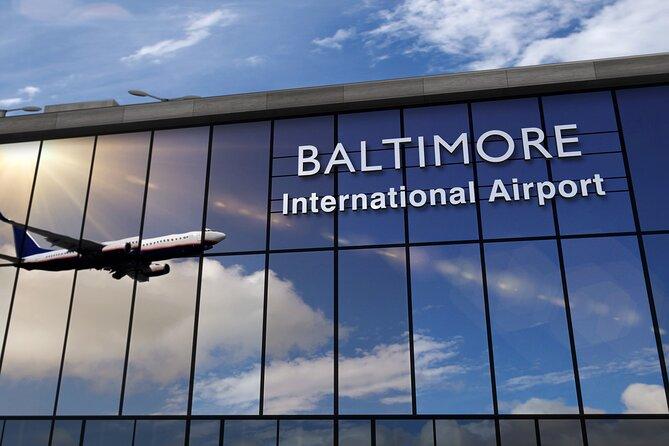 Airport Transfer Baltimore/Washington International Airport BWI to Washington,DC