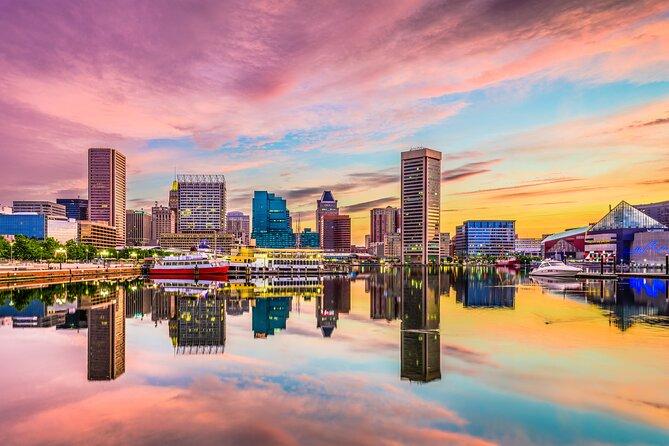 Airport Transfer Baltimore/Washington International Airport BWI to Baltimore, MD