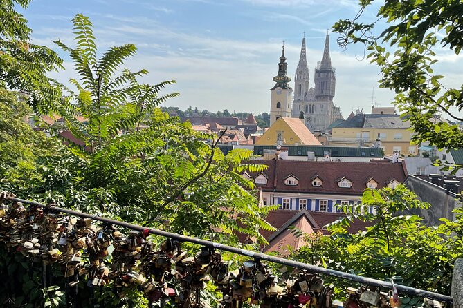 Feel the Pulse of the City - Small Group Zagreb Walking Tour with Funicular Ride