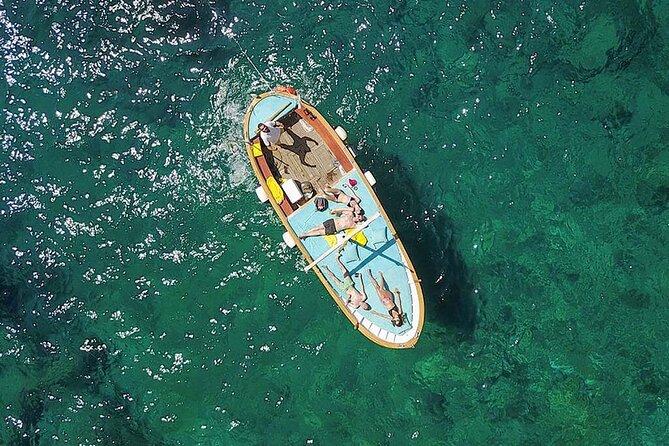 Capri Private Boat Tour from Capri (3hours)