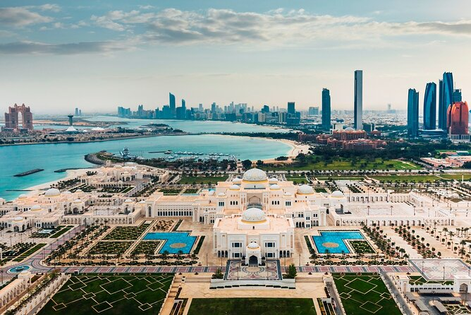 Abu Dhabi Full day Tour from Dubai with Lunch