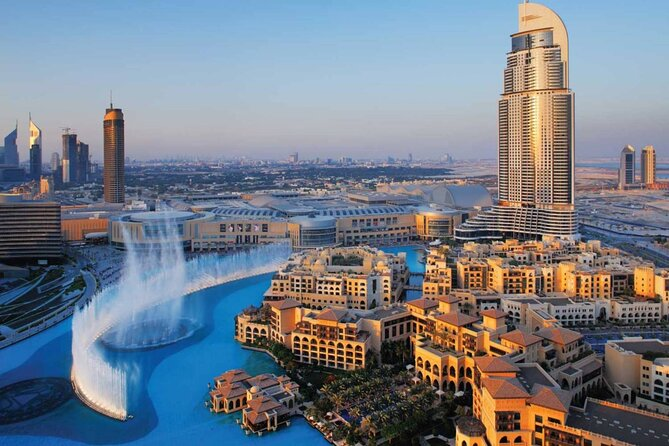 Full Day Tour of Dubai with Lunch from Abu Dhabi