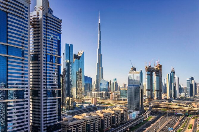 Dubai full day tour without lunch from Dubai