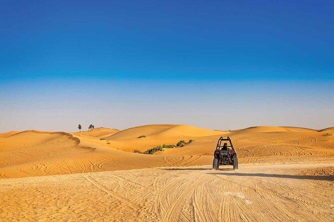 Morning Abu Dhabi Safari With Quad Bike