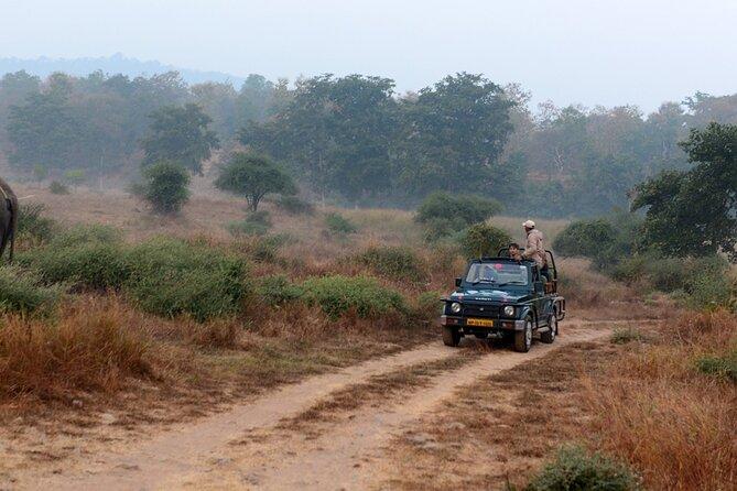 Tiger Safari & Marvelous Monuments of India