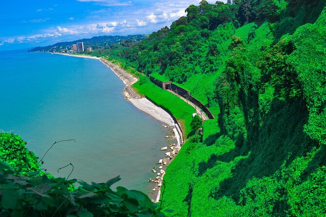 Private Sightseeing Tour from Batumi to Mtirala and Botanical garden