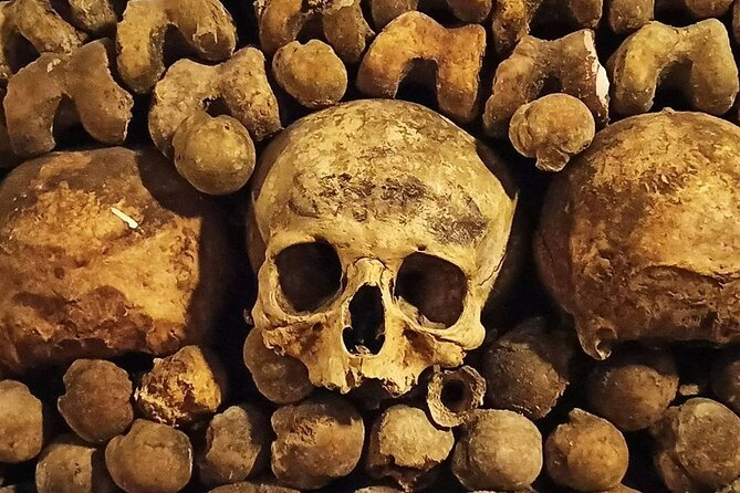 Paris Catacombs Skip-The-Line Tickets With Expert Guide