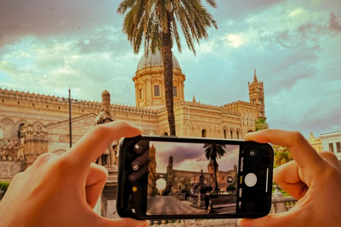 Exclusive tour of Palermo
