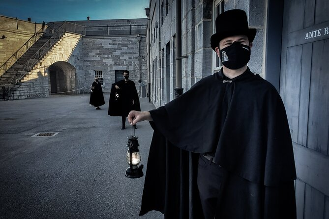 Ghosts of Fort Henry National Historic Site Walking Tour in Canada