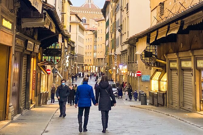 2-Hour Private Evening Walking Tour in the Heart of Florence