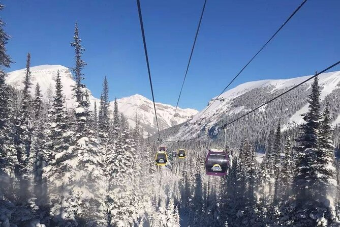 3-Day Winter Tour from Calgary with Airport transfer