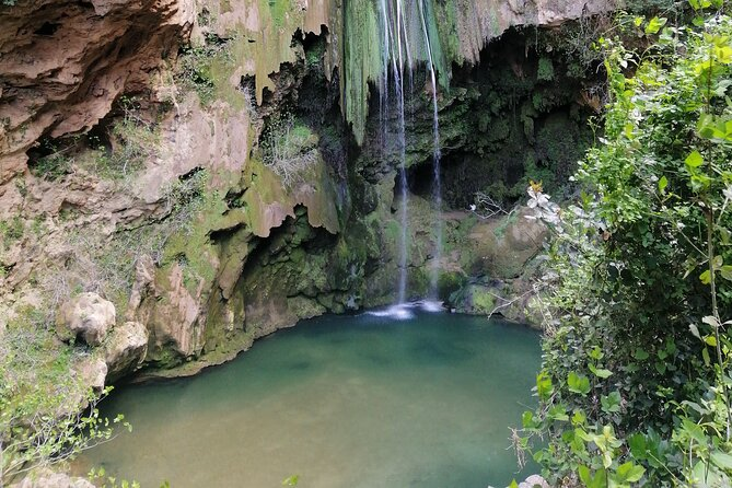 Excursion to the waterfalls of Akchour