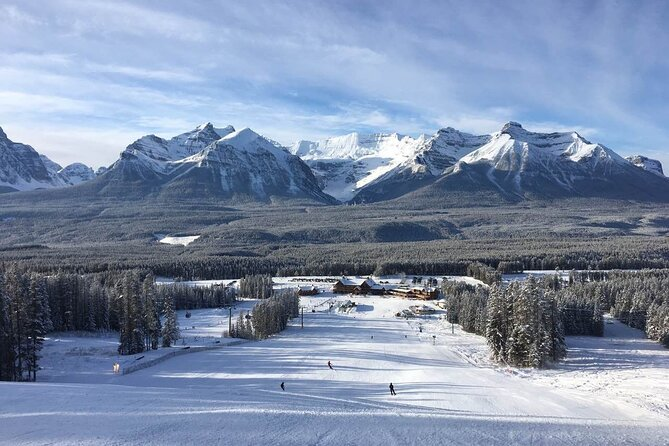 Exquisite Group Tour-Winter Fun 3Day Tour from Calgary RouteC (Airport transfer)