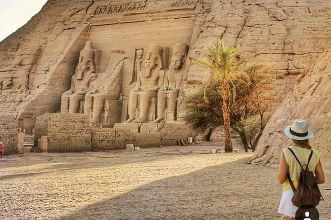 4 Days 3 nights Nile Cruise With Abu Simbel Temples & Tours From Aswan To Luxor