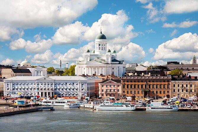 Helsinki Walking Tour: The Most Popular Spots