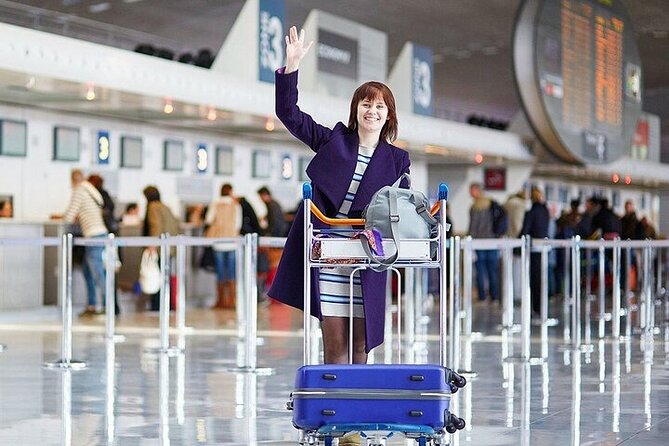 Cairo Airport Private Arrival Transfer or departure transfer
