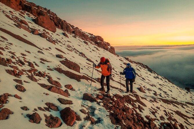 Mount Kenya 5Days Hike