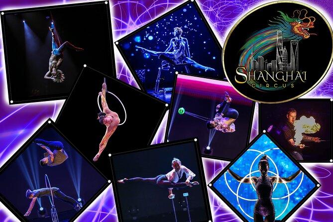 Shanghai Circus-Amazing Acrobats
