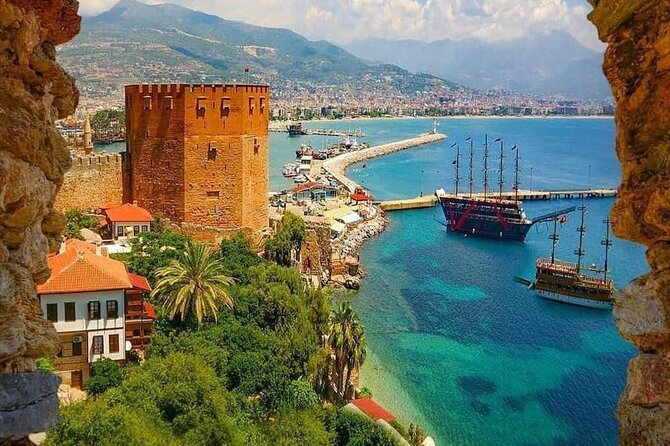 Full Day Alanya City Tour with Lunch