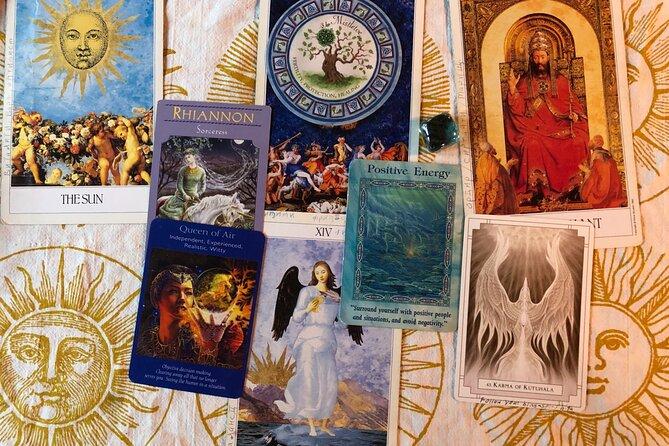 Ghosts, Spirits, & Tarot Card Class in Florida