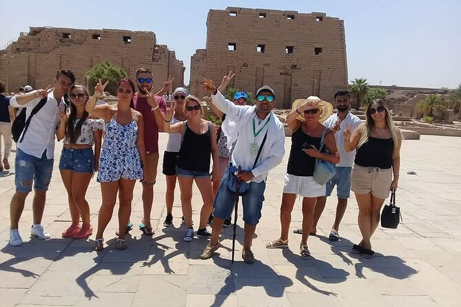 Marsa Alam: 4-Day Aswan and Luxor Amazing Nile Cruise with All Meals and Tours