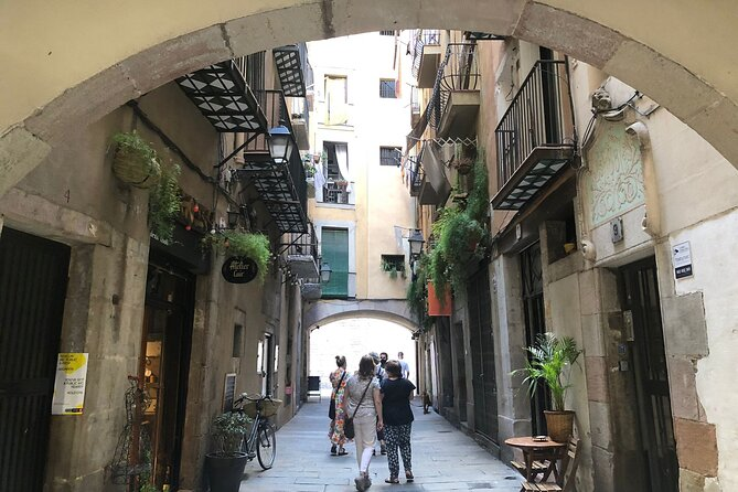 Local Tour: Mysterious Barcelona